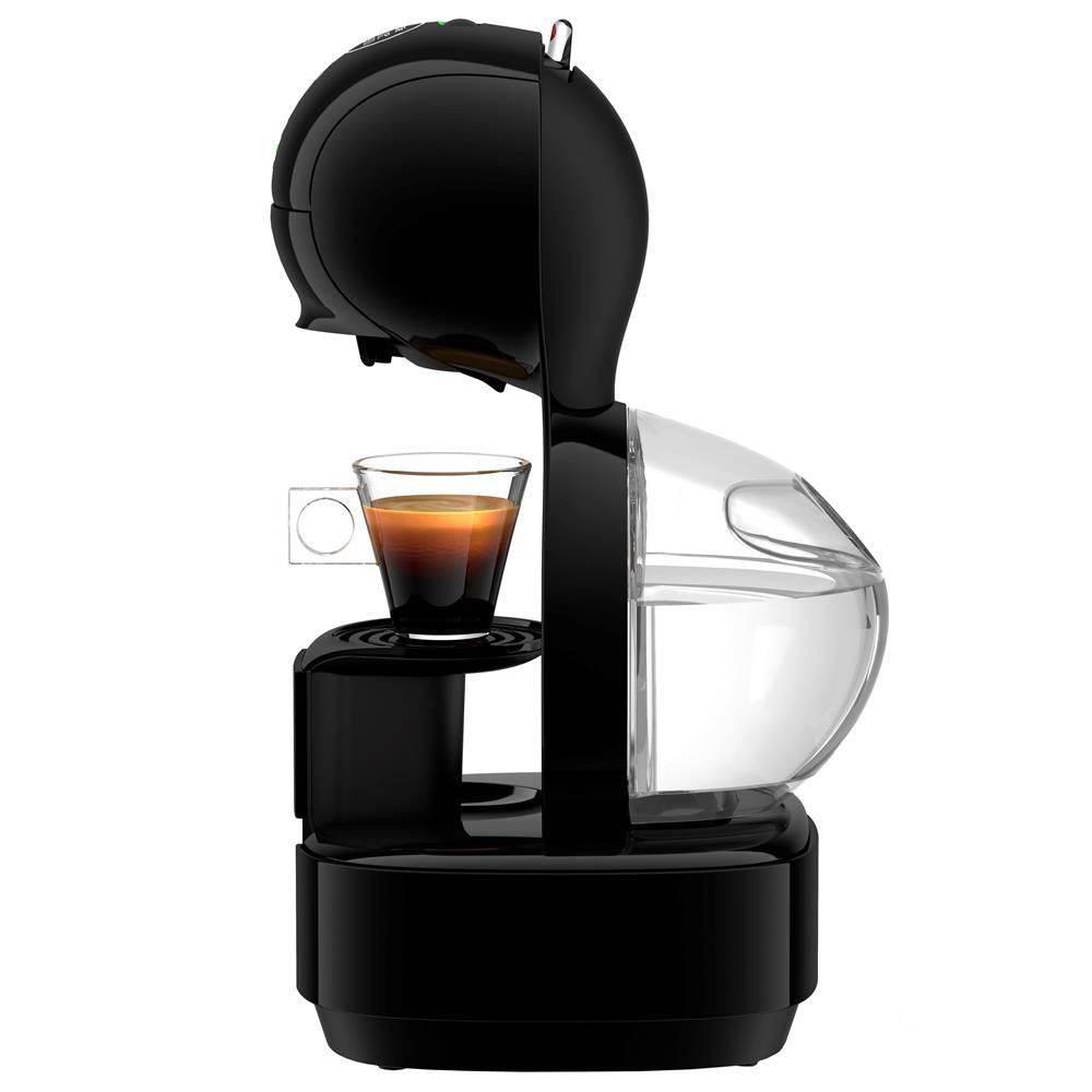 034555b74 Cafeteira Expresso Arno Dolce Gusto Dgl0 Nescafe Lumio Automática Preta 127v